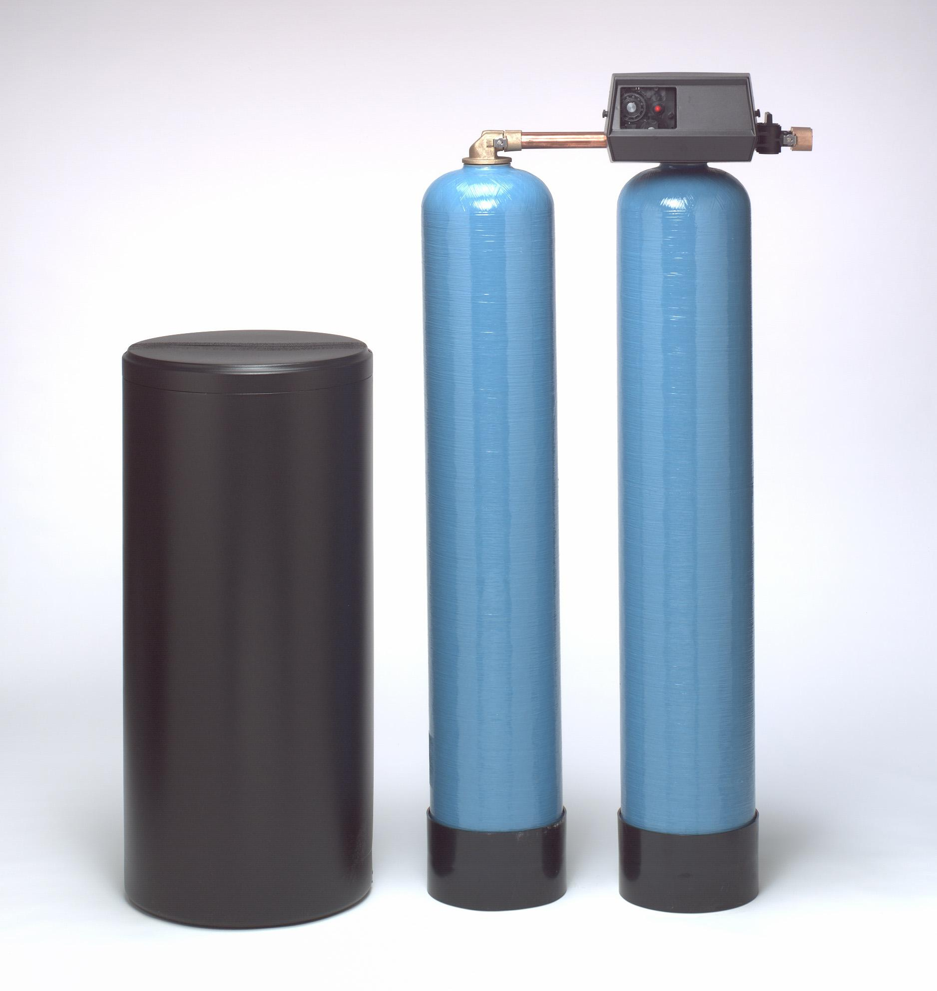 Viseon Iron Filter Water System for whole house water iron filtration.